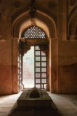 Firoz Shah's Tomb, Delhi, India