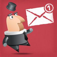 Polygone - Réception Mail