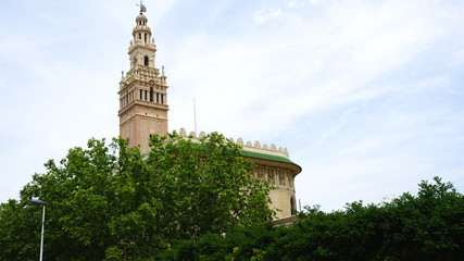 Réplica de La giralda en El Arboç, Tarragona