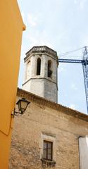 Torre de la Iglesia de Sant Juliá, El Arboç, Tarragona