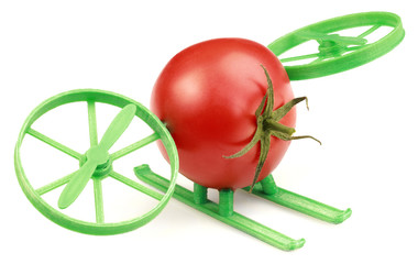 Tomato Hovercraft