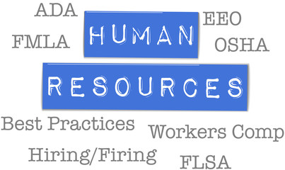 Human Resources gov compliance words