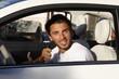 Ragazzo al volante