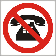 Telefon Verbot