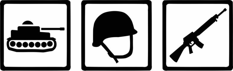 Soldier Icons Tank Helmet