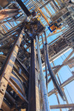 Top Drive System (TDS) and Drill Pipe for Oil Drilling Rig