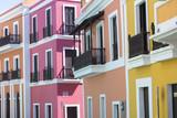 Fototapety Puerto Rico architecture