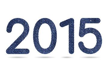 2015 numeric from blue denim cloth texture