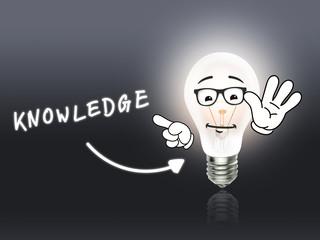 Knowledge Bulb Lamp Energy Light gray