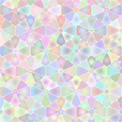 Abstract mesh backgrounds