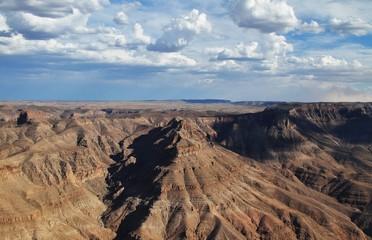 Helicopterflug über den Grand Canyon