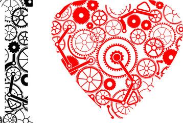 mechanic love. second variant