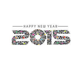 New Year 2015 test design