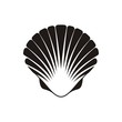 Scallop seashell icon - 74313047