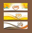 Happy new year 2015 Banner-Header Design