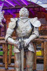 fun fair medieval armor