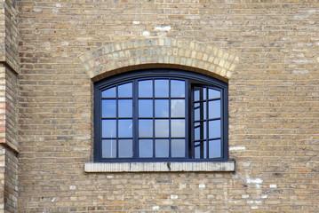 Old window, London