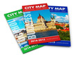 Tourist city maps