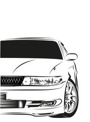 car japan old drift
