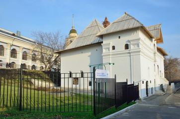 Москва. Палаты старого Английского двора