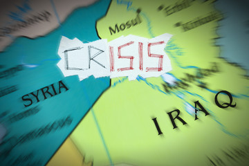 Crisis caused by the Islamic State