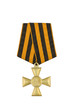 The Order of St. George 2 degrees (soldier)
