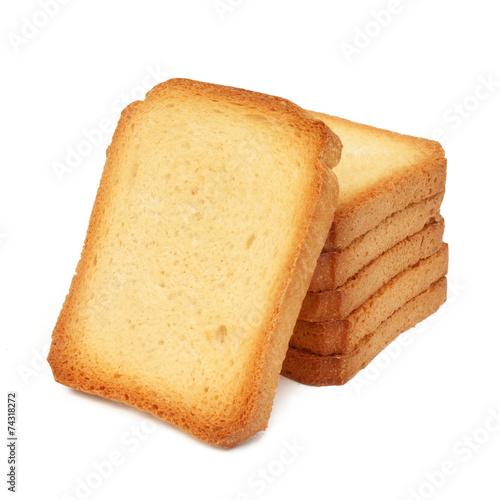 Papiers peints Pain Biscottes - Toasts