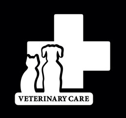 vector veterinary icon