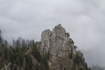 Demmelspitze - der verbotene Berg