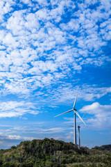エコロジー eco 風力発電