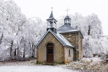 Kapelle Fischbach im Hohen Venn