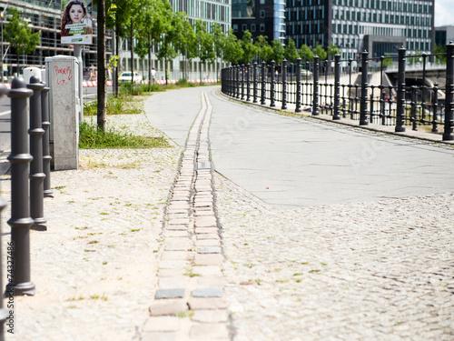 Foto op Plexiglas Wand Berlin Wall