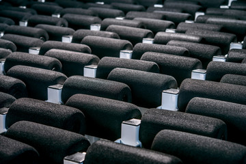 Porous foam parts in the factory stock