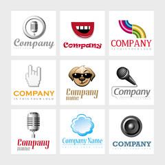 Vector Logos - Audio