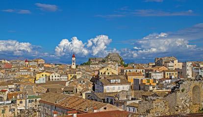 Old town, Corfu Greece