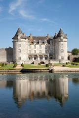 Le château et son reflet