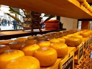 Amsterdam, formaggi tipici olandesi - Olanda