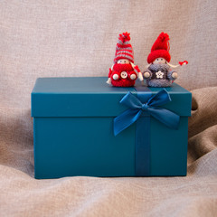 Geschenk, Weihnachten, Advent,
