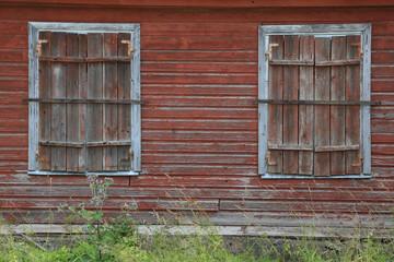 geschlossene Fensterläden II