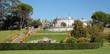 Dans le parc Jouvet à Valence