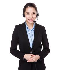 Customer services executive