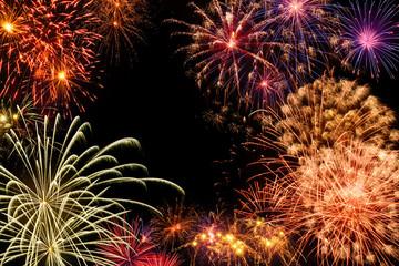 Feuerwerk Spektakel