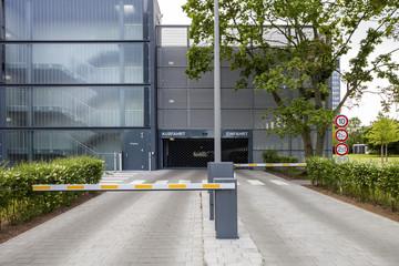 Parkhaus Ausfahrt Einfahrt © Matthias Buehner
