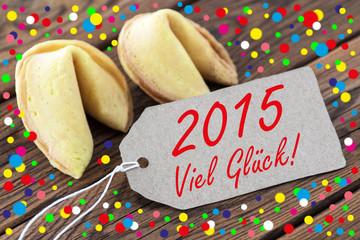 2015 - Viel Glück!