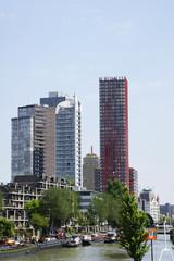 Skyline in Rotterdam, Stadsdriehoek