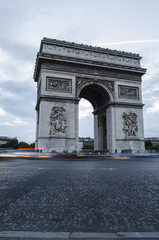 Monument in Paris
