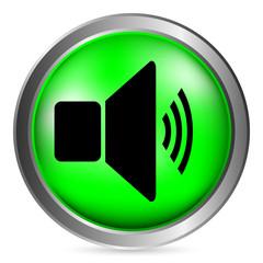 Speaker volume button