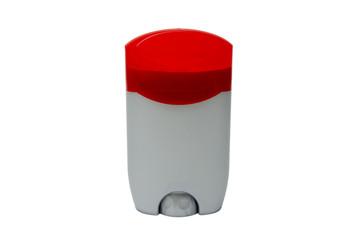 Lady deodorant isolated