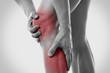 Schmeren in Knie und Wade