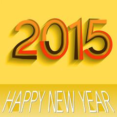 New Year Design 2015